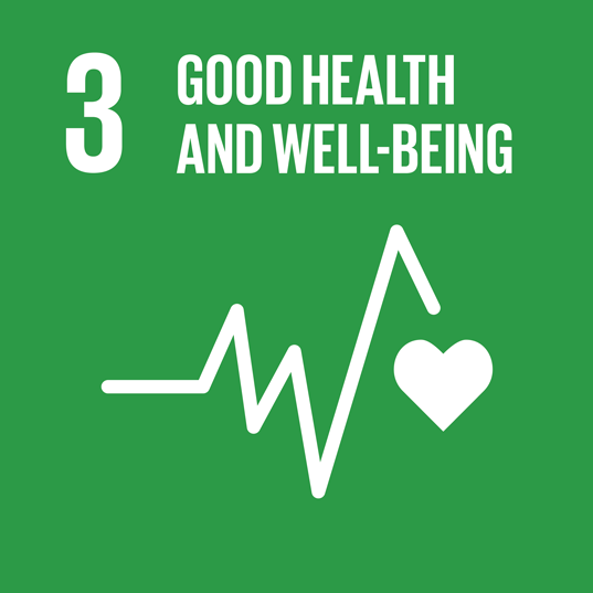 SDG no. 3 Good Health and Well-Being
