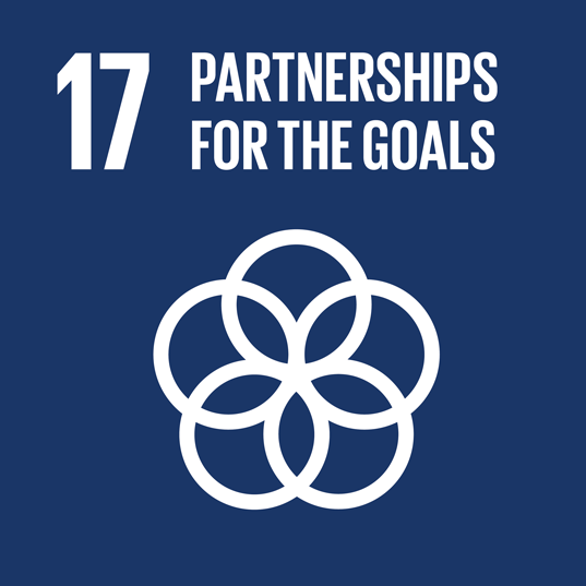 SDG no. 17 Partnerships for the goals