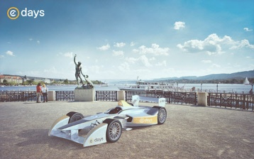 eDays constitutes the official supporting programme of the Formula E race in Zurich