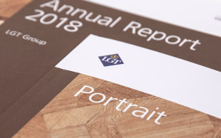 The new LGT Portrait and 2018 annual reports