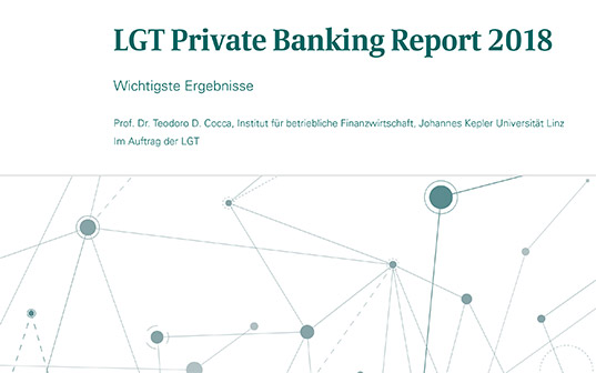 LGT Private Banking Report 2018