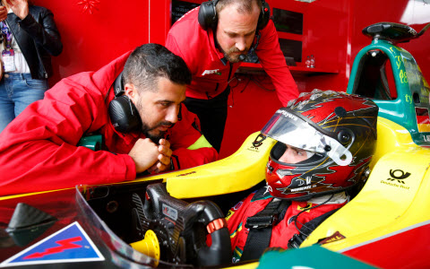 Daniel Abt – one of the secret stars of the second ePrix in Paris