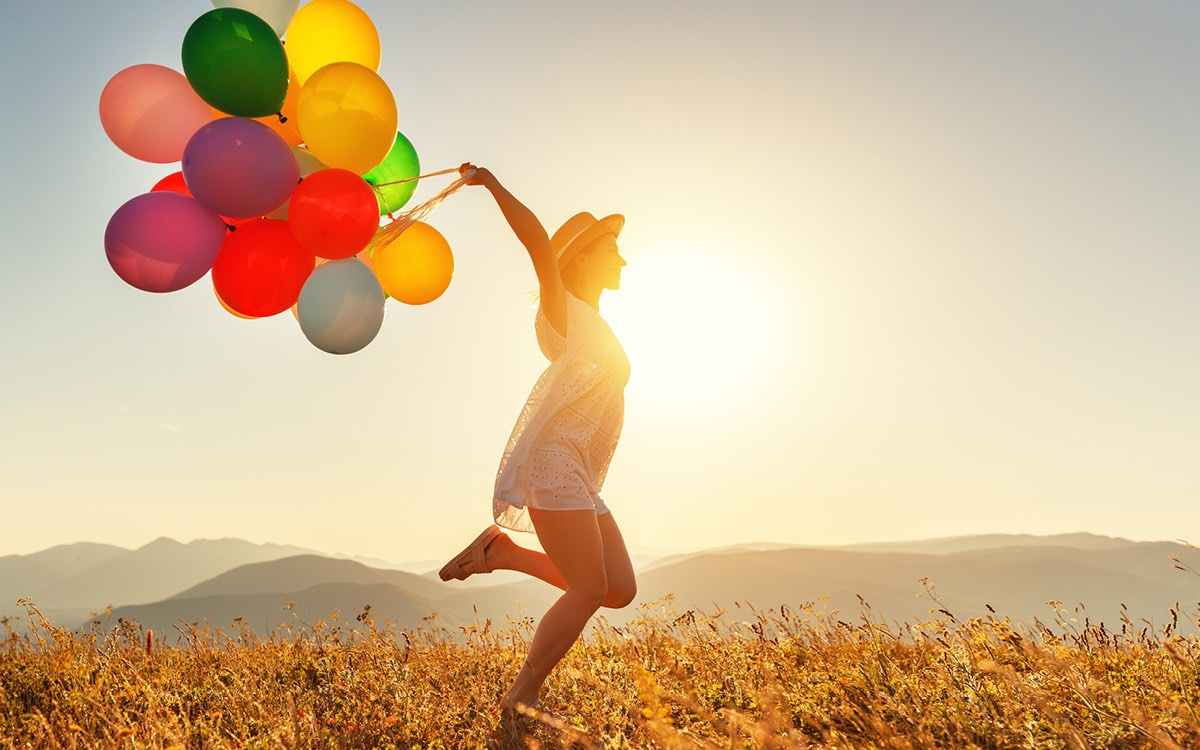 Happiness costs 95 000 dollars per year | LGT