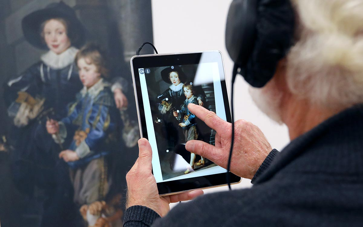 Rubens Princely Collections Augmented Reality