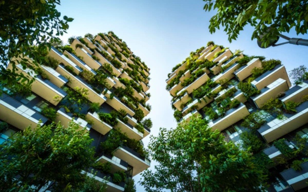 Bosco Verticale sustainable green investments
