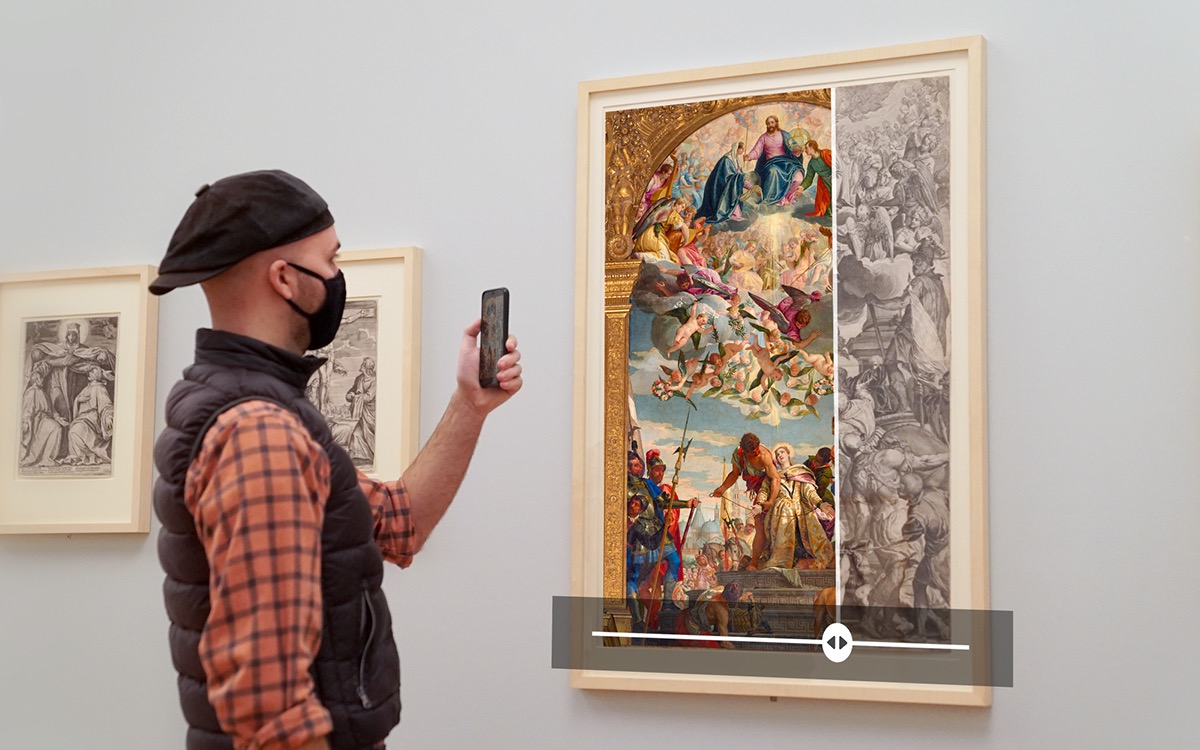 Augmented Reality im Museum