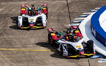 Formula E: Audi in the thick of the title race