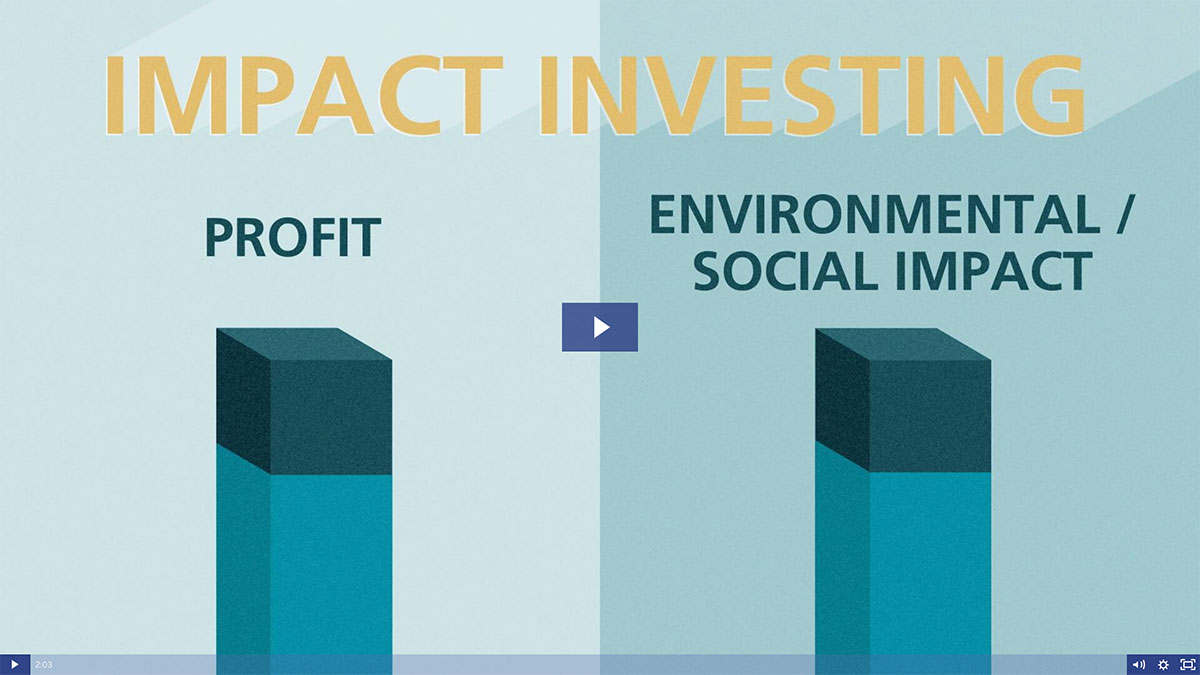 Impact investments